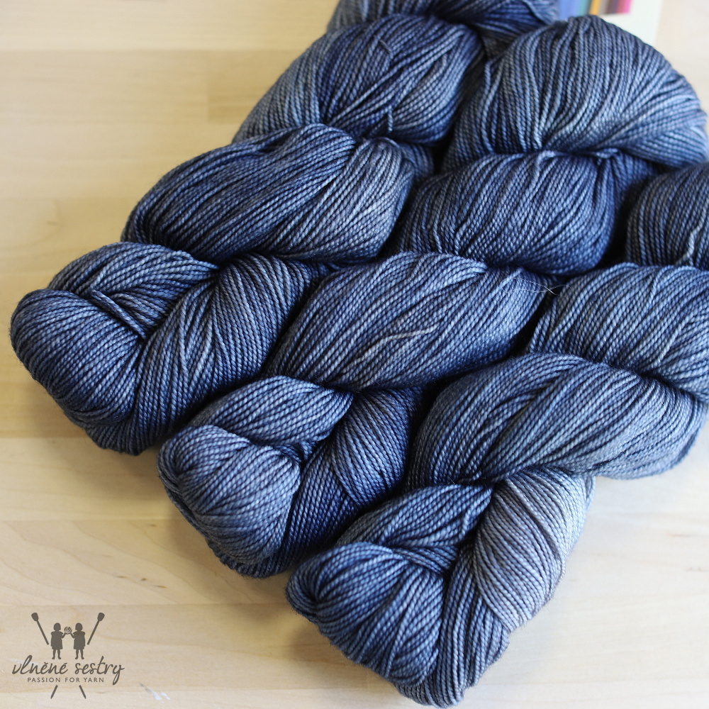 Vivacious 4 Ply - Denim