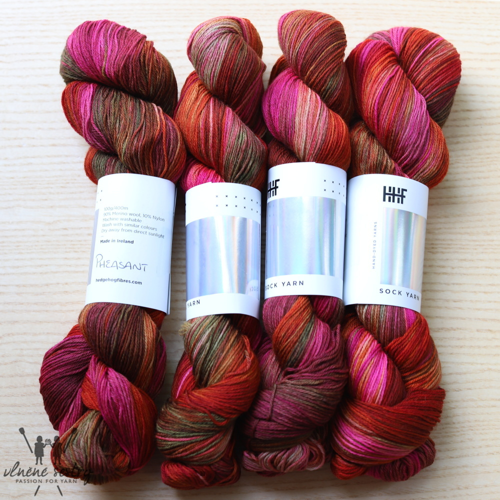 Sock Yarn - Pheasant