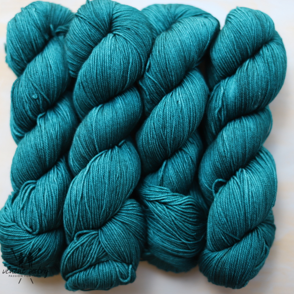 Malabrigo Sock 412 Teal Feather