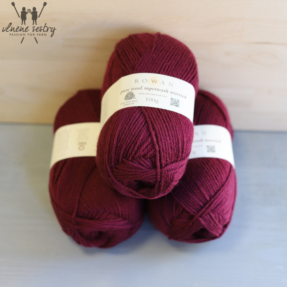 Pure Wool Worsted 189 Windsor