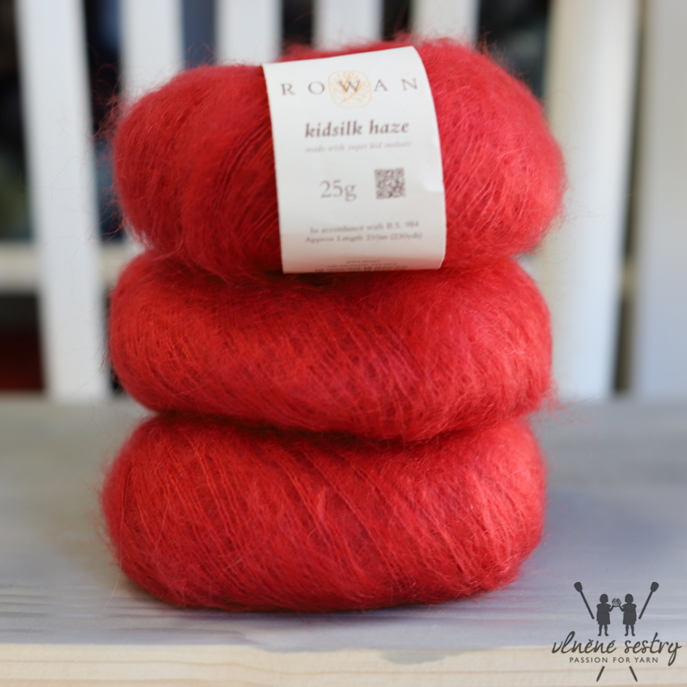 Kidsilk Haze 682 Ruby