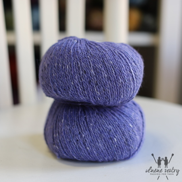 Felted Tweed 201 Iris