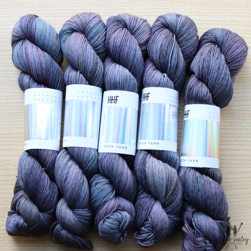 Sock Yarn - Concrete