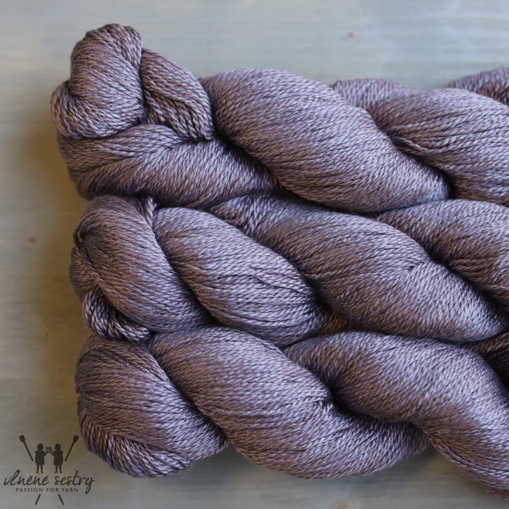 Scrumptious 4 ply - Shadow