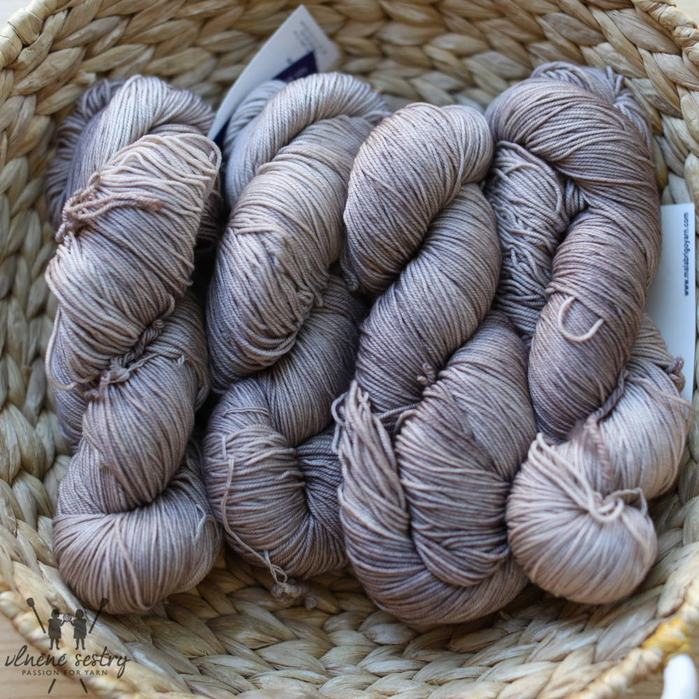 Malabrigo Sock 131 Sand Bank