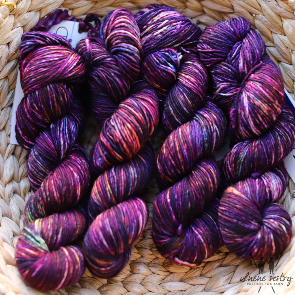 Malabrigo Washted 746 Heirlom Vegetables