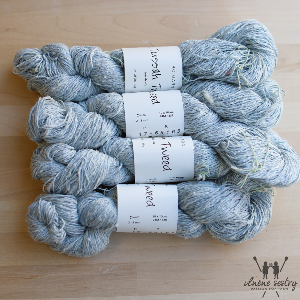 Tussah Tweed 17 Grey-light-mix