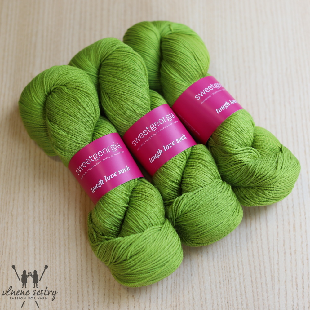 Tough Love Sock - Pistachio