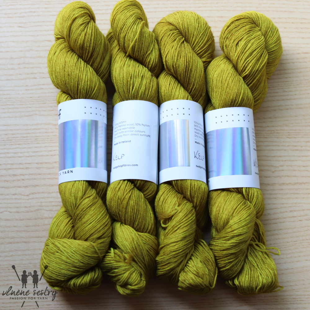 Sock Yarn - Kelp