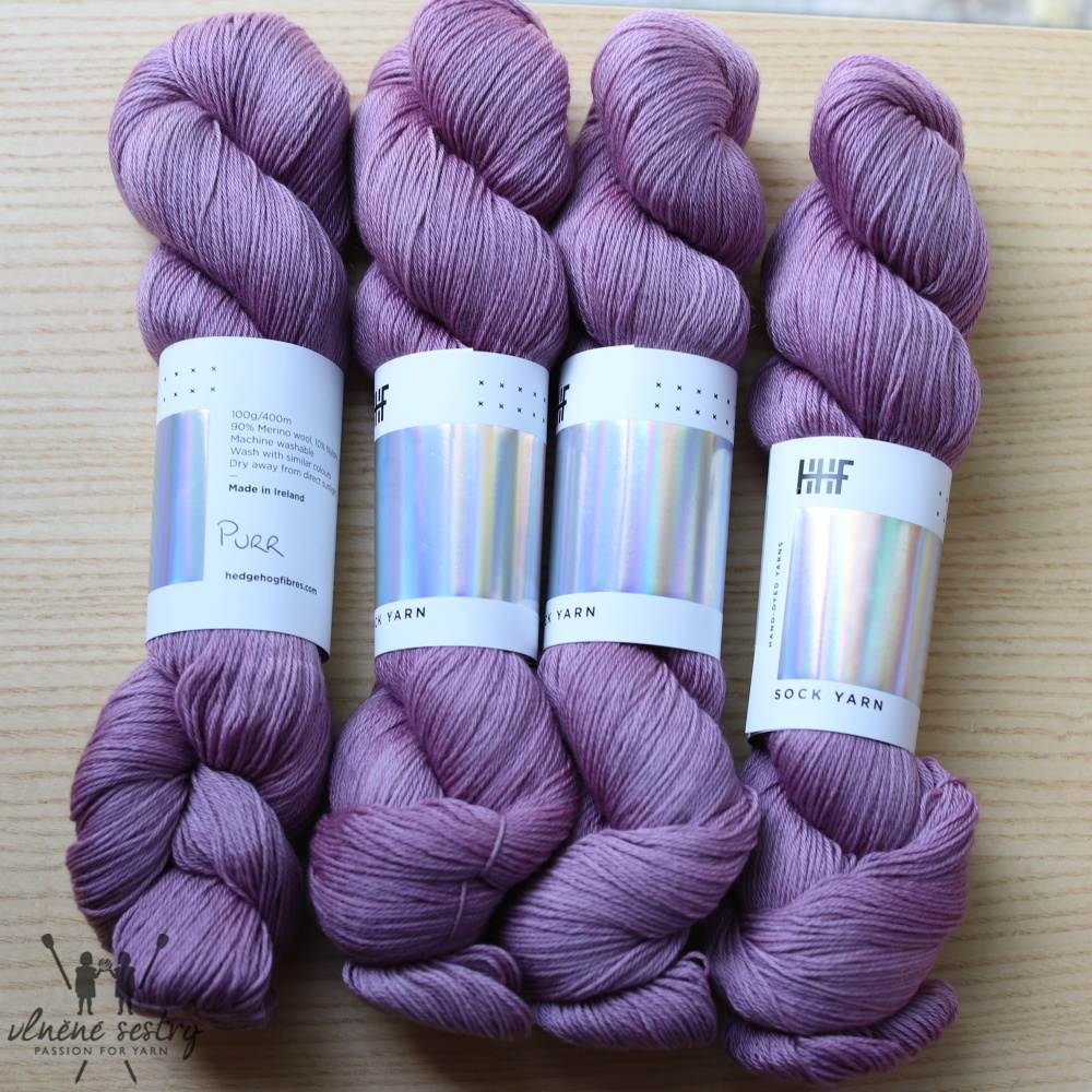 Sock Yarn - Purr