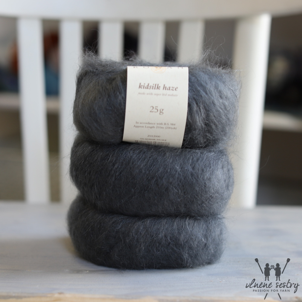 Kidsilk Haze 639 Anthracite