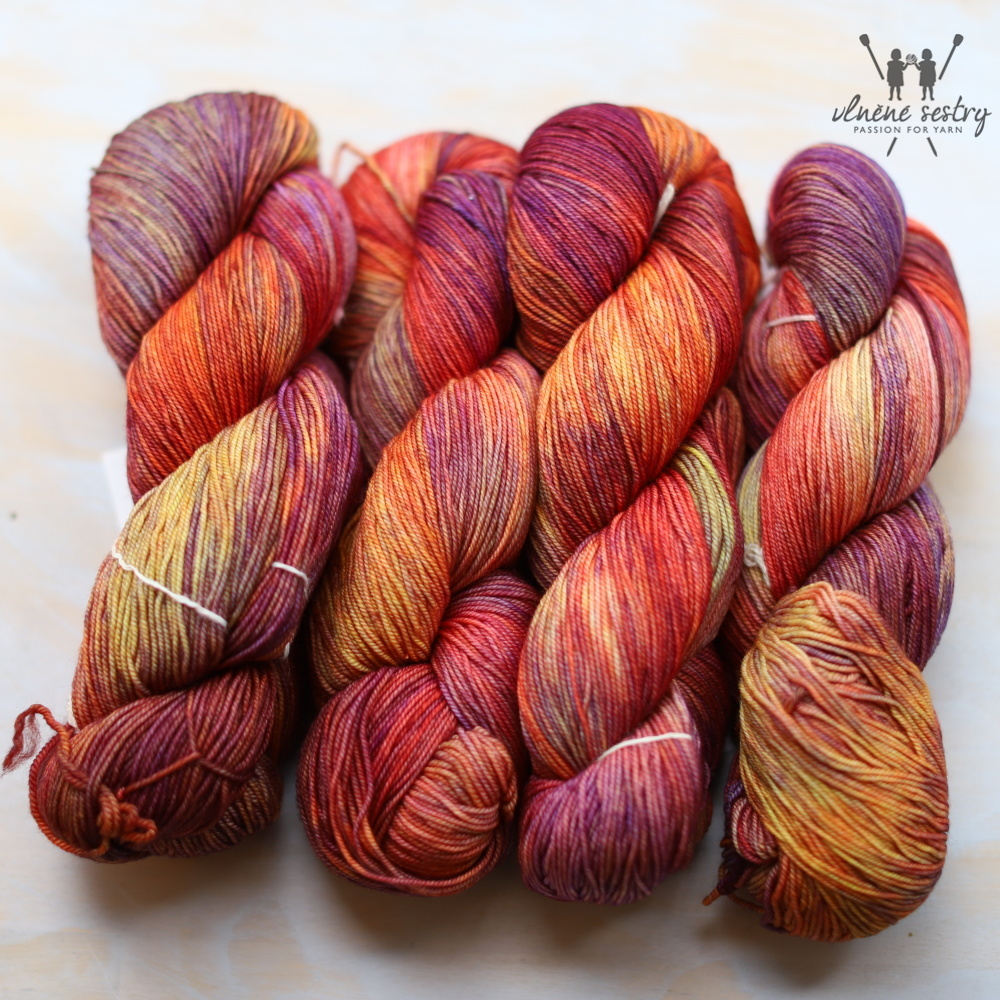 Malabrigo Sock  850 Archangel
