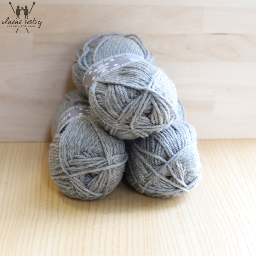 Peruvian - 954 Light Grey