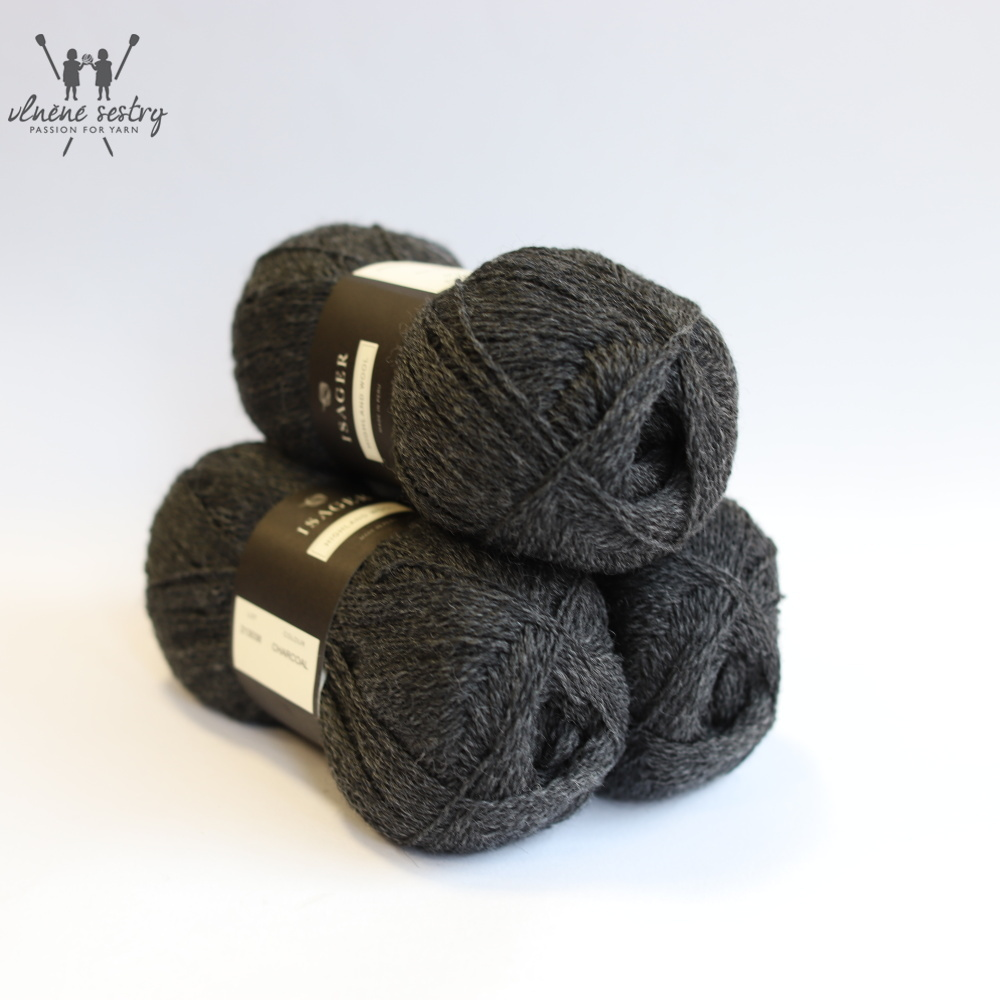 Highland Wool - Charcoal