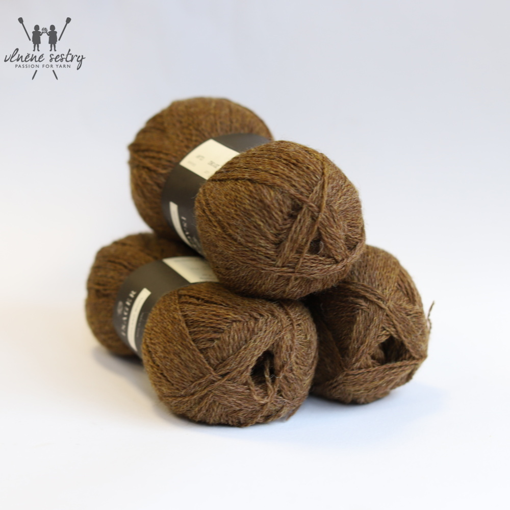 Highland Wool - Clay