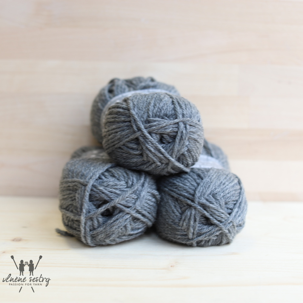 Peruvian - 955 Medium Grey