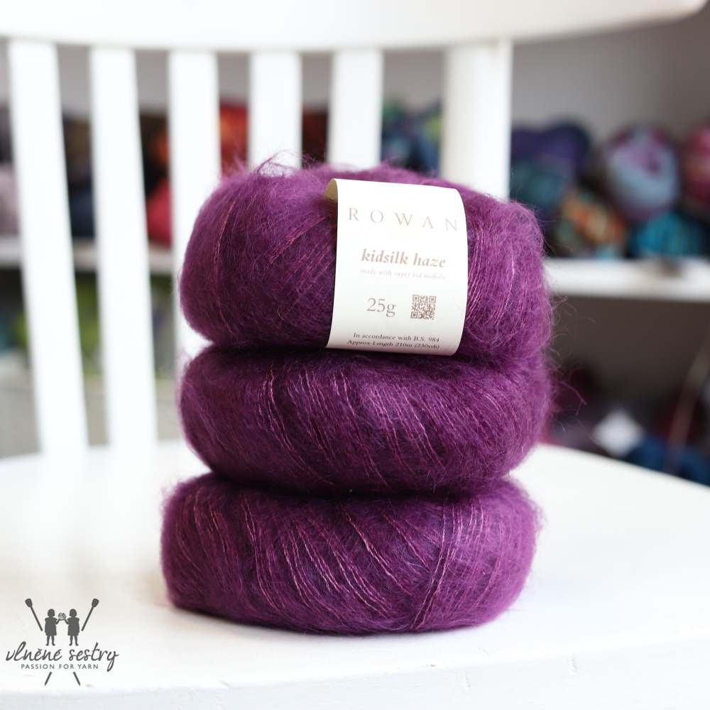 Kidsilk Haze 678 Purplicious