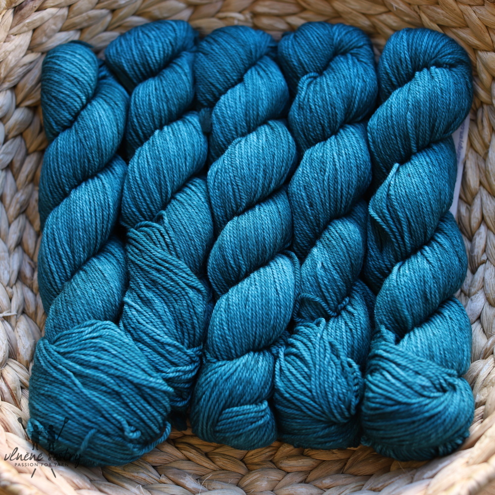 Malabrigo Finito 412 Teal Feather