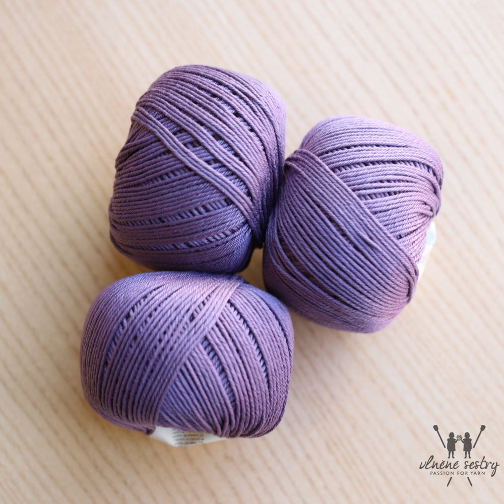 Cotton Glacé  - 828 Heather