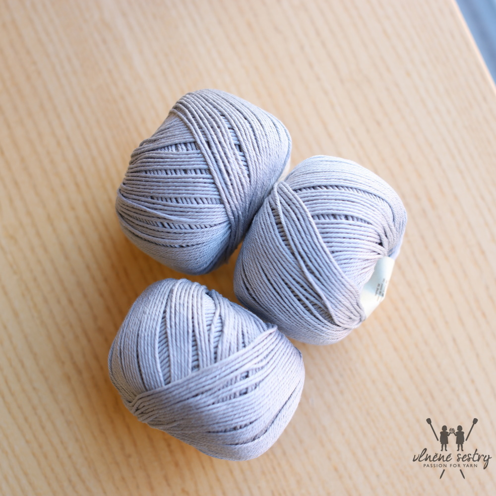 Cotton Glacé  - 831 Dawn Grey