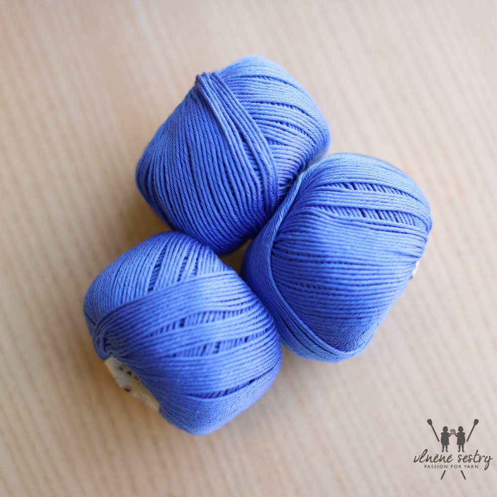 Cotton Glacé  - 850 Cobalt