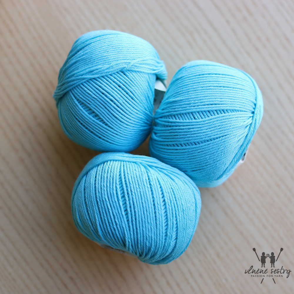 Cotton Glacé  - 858 Aqua