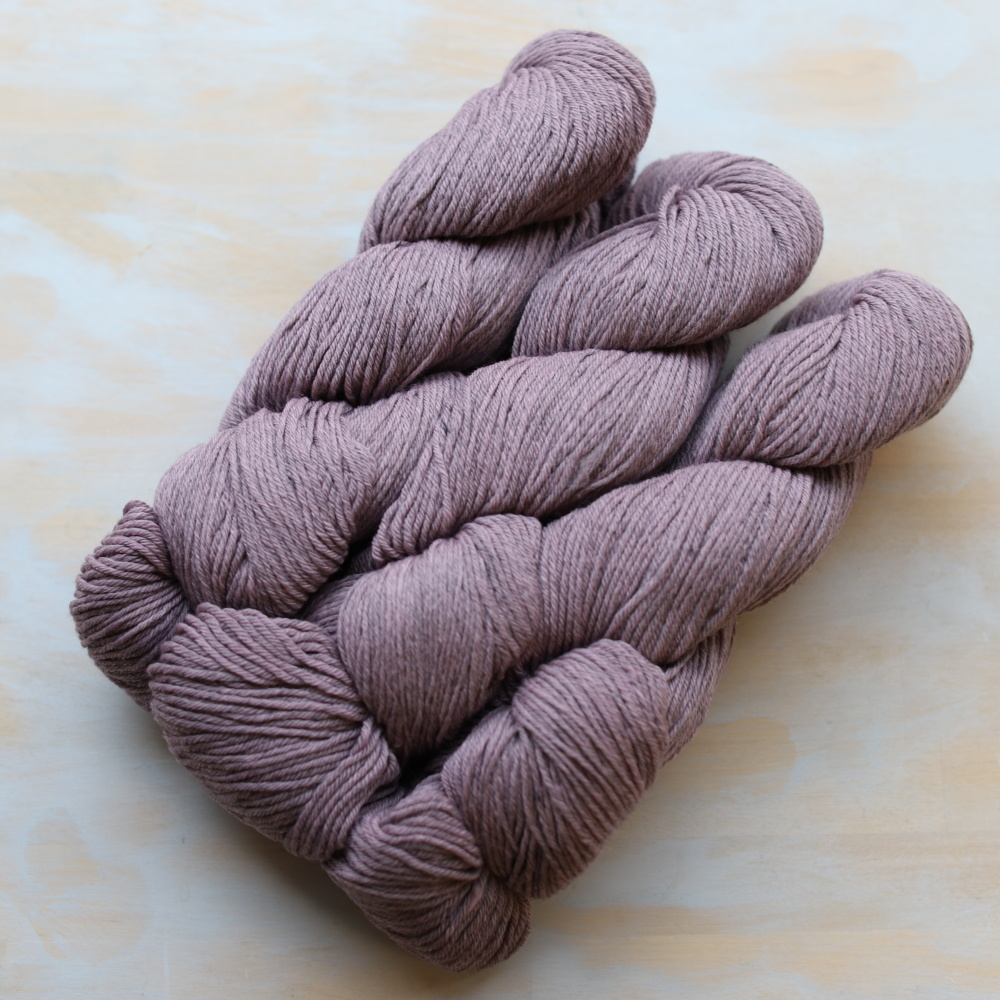 Cheeky Merino Joy - Melange Old Rose