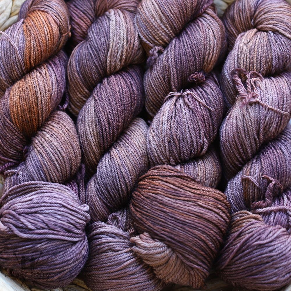 Malabrigo Arroyo 047 Coffee Toffee