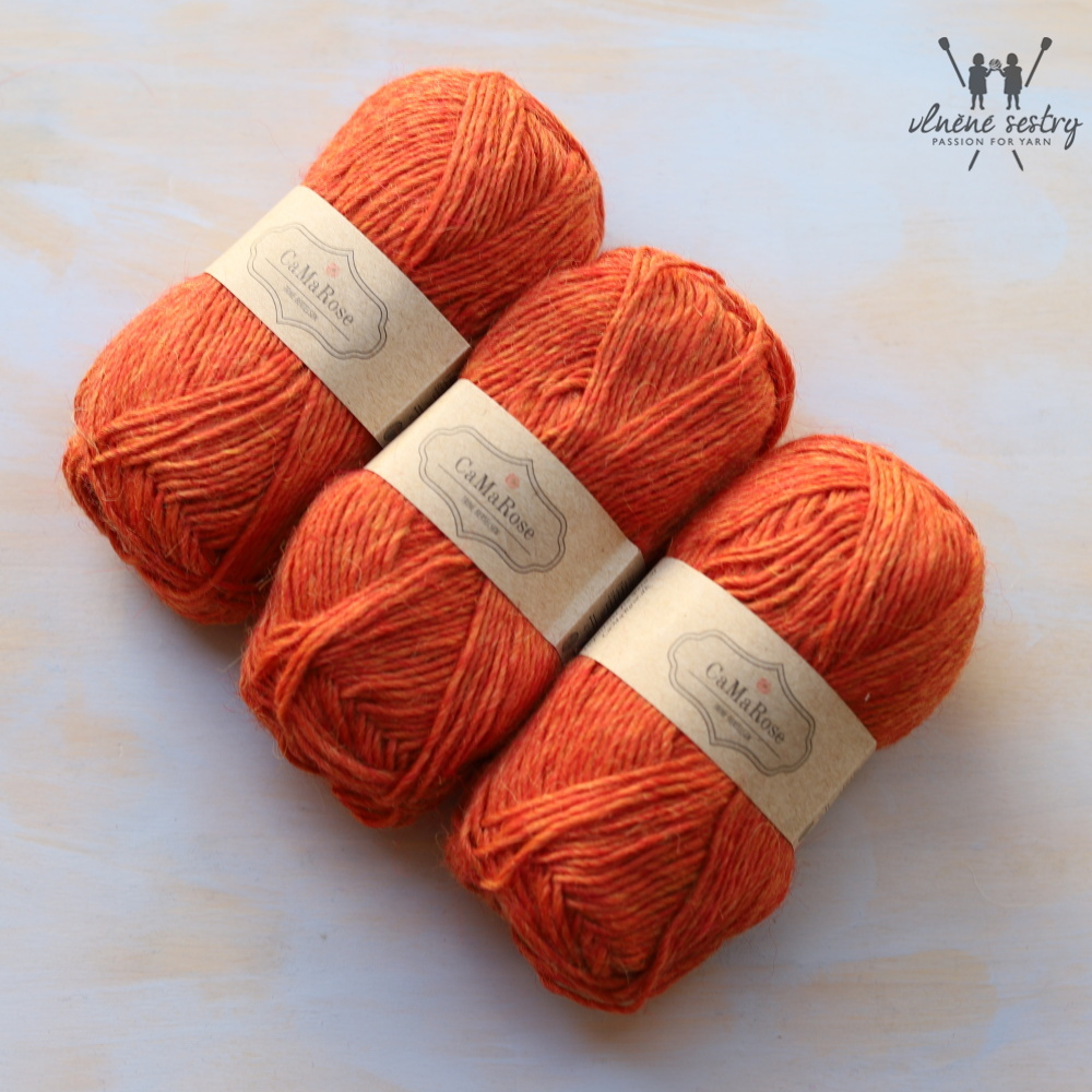 Lamauld 1/2 - 6010 Burnt Orange