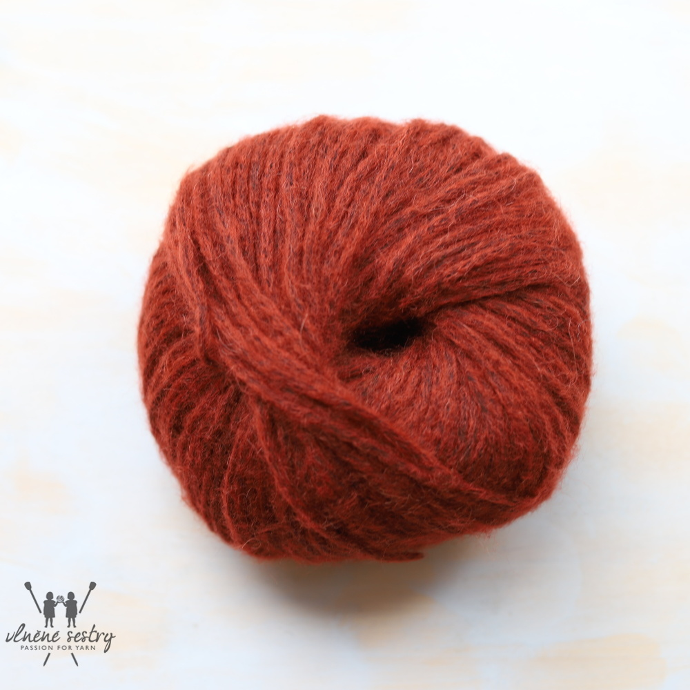 Snefnug -  7887 burnt orange