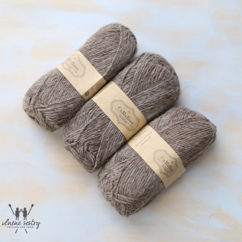 Lamauld 1/2 - 6920 light brown mix