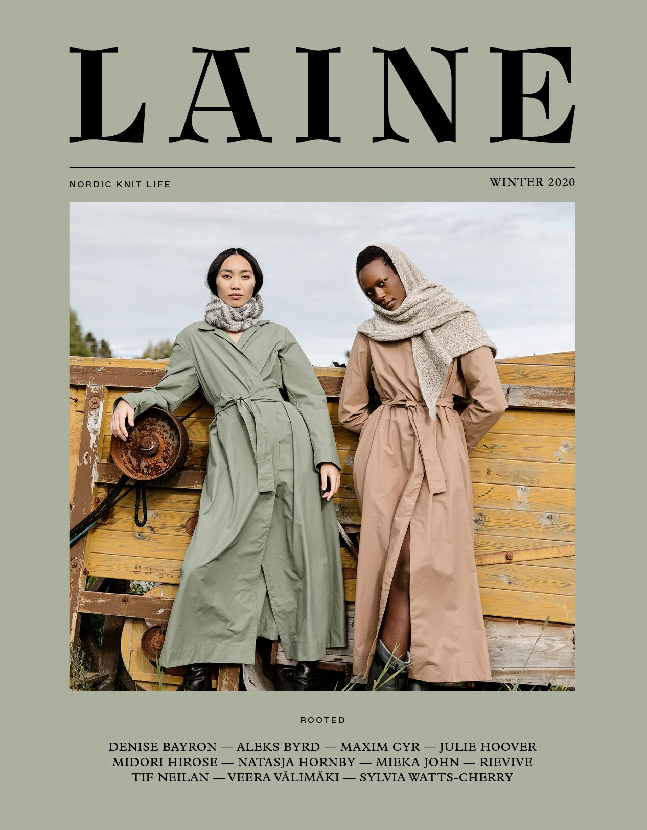 Laine Magazine, Issue 10