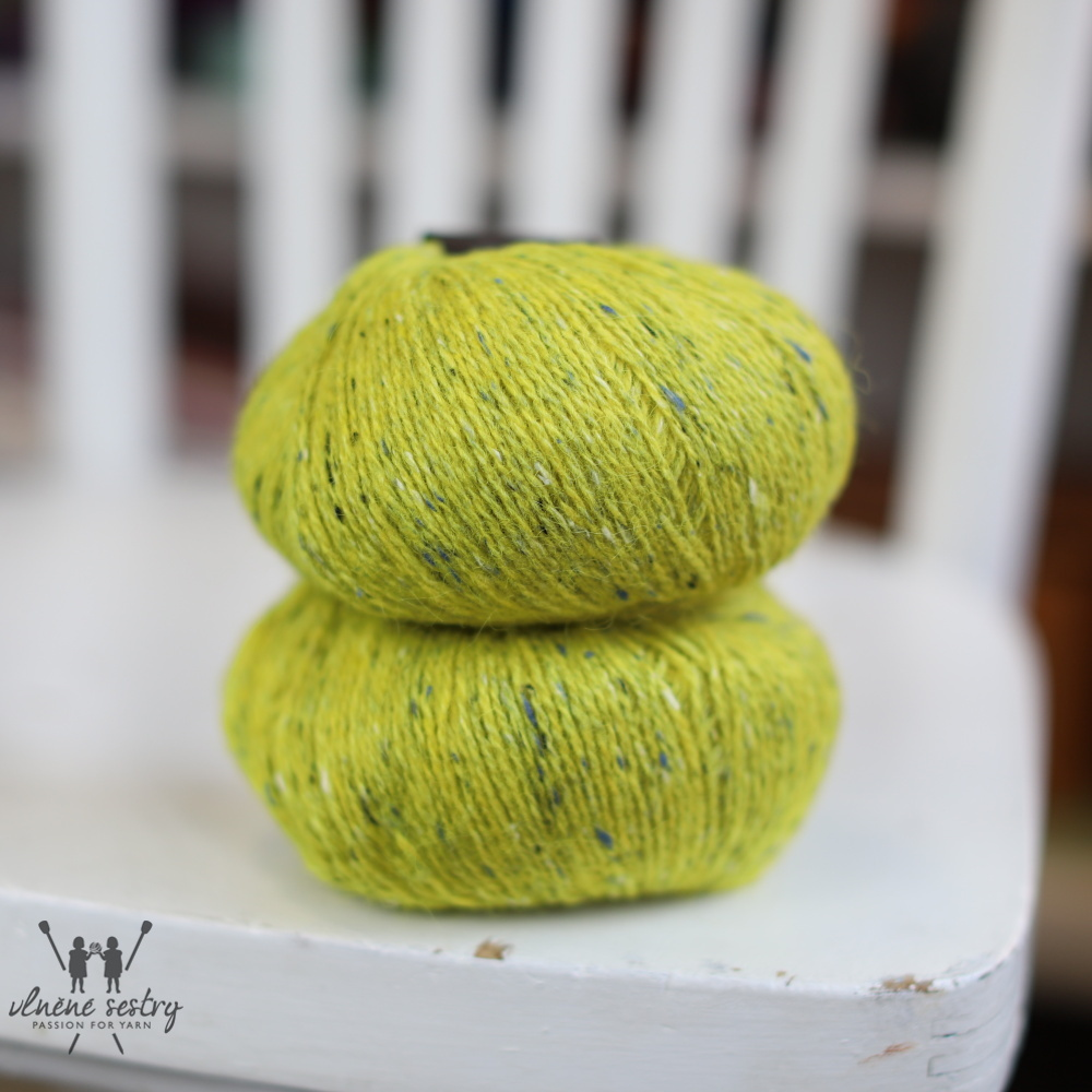 Felted Tweed 220 Sulfur