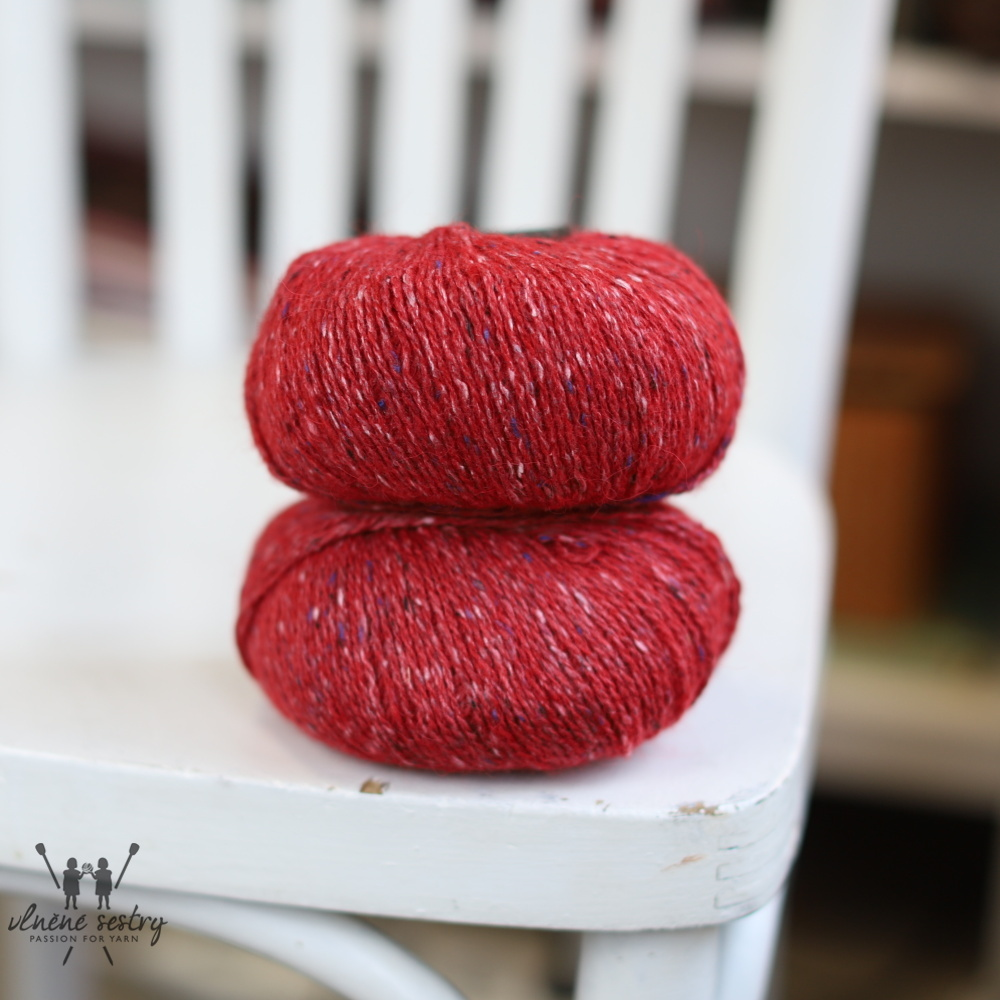 Felted Tweed 222 Scarlet