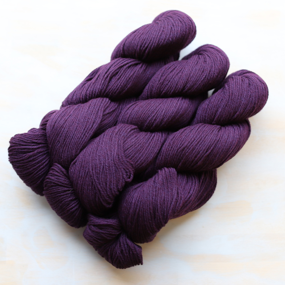 Cheeky Merino Joy - Blackberry