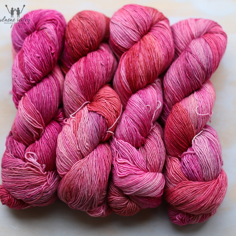 Malabrigo Mechita 57 English Rose