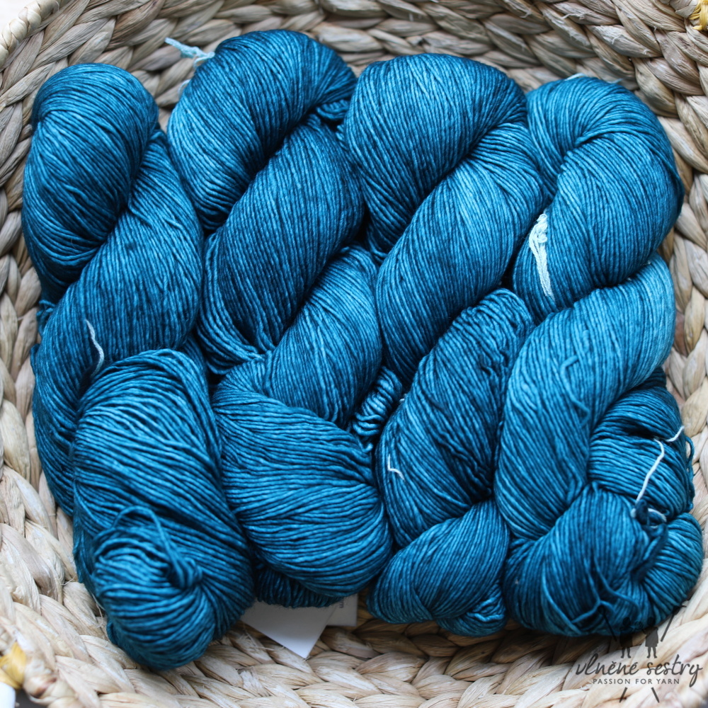 Malabrigo Mechita 412 Teal Feather