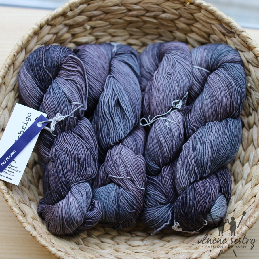 Malabrigo Mechita 43 Plomo