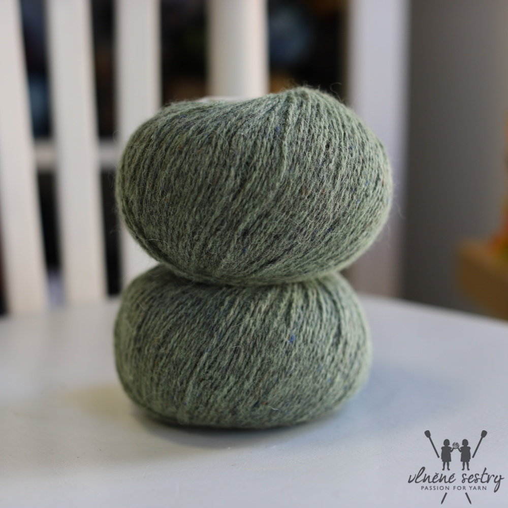 Felted Tweed 184 Celadon