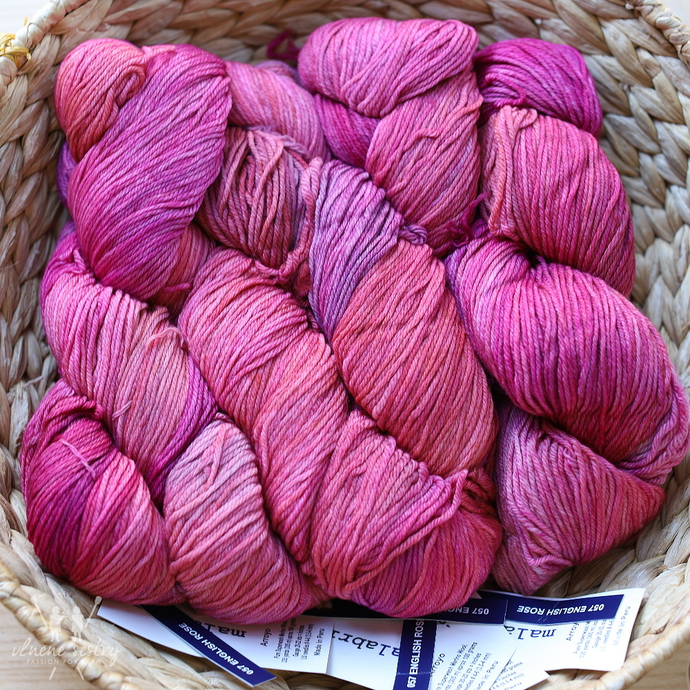 Malabrigo Arroyo 057 English Rose