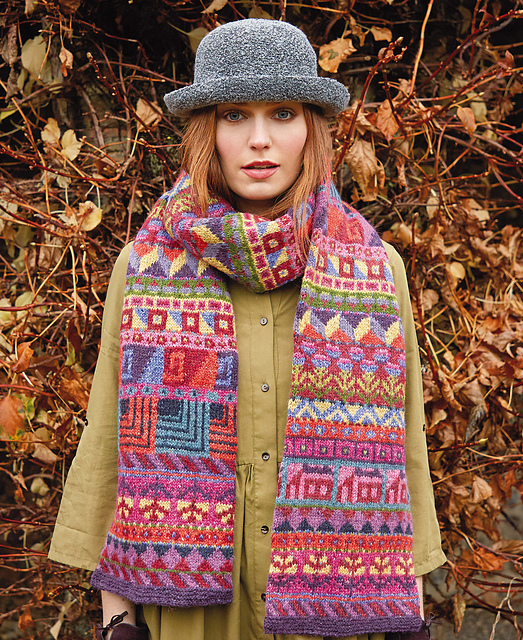 Winter Vintage by Kaffe Fassett