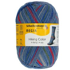 Regia Hiking Color 4-ply Panorama