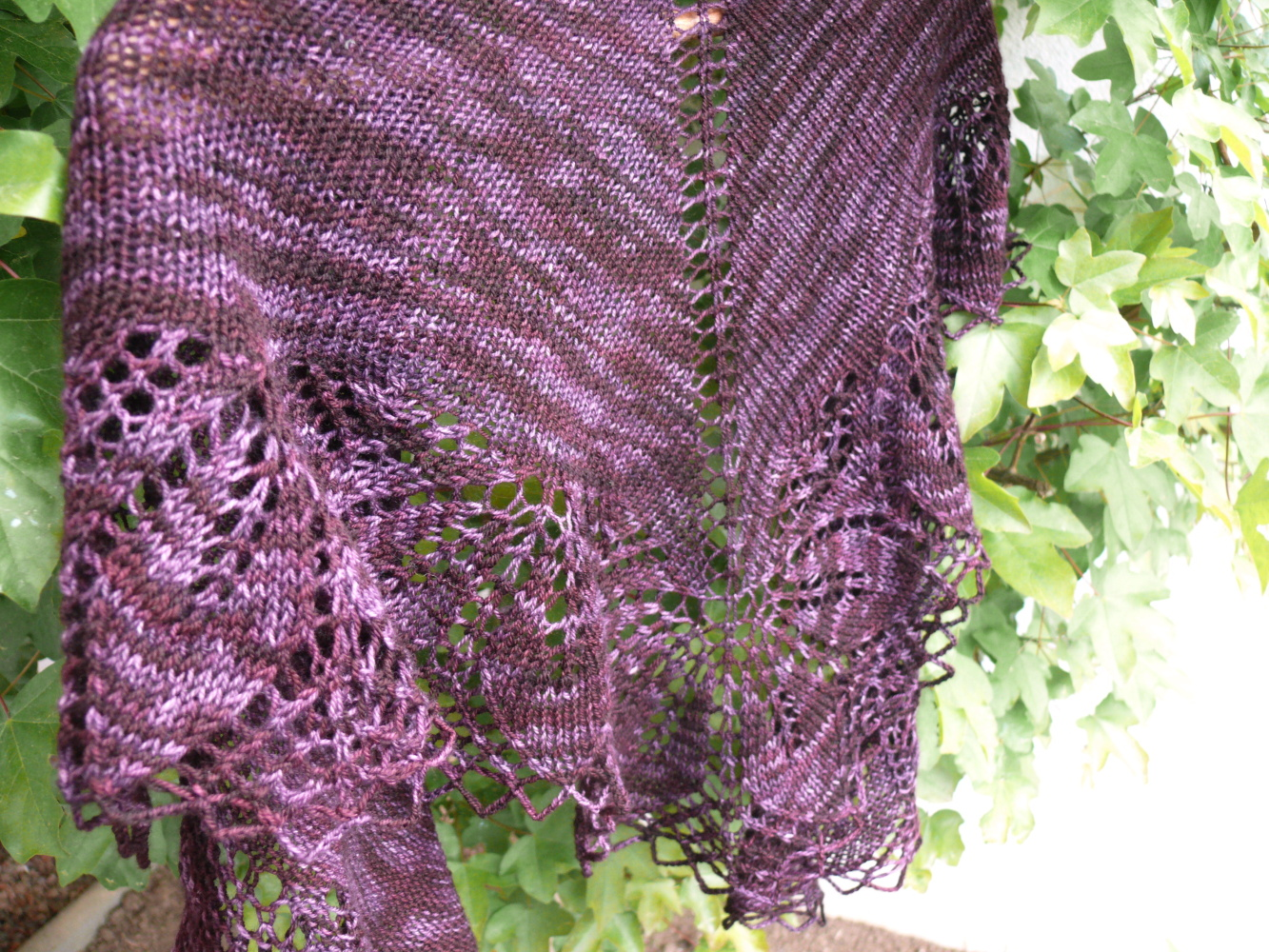 Malabrigo Sock 204 Velvet Grapes