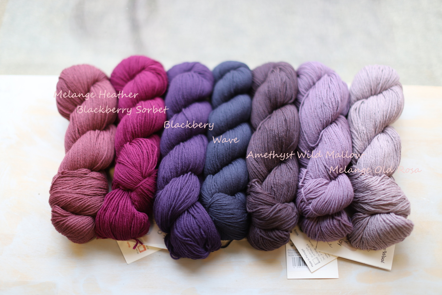 Cheeky Merino Joy - Melange Heather
