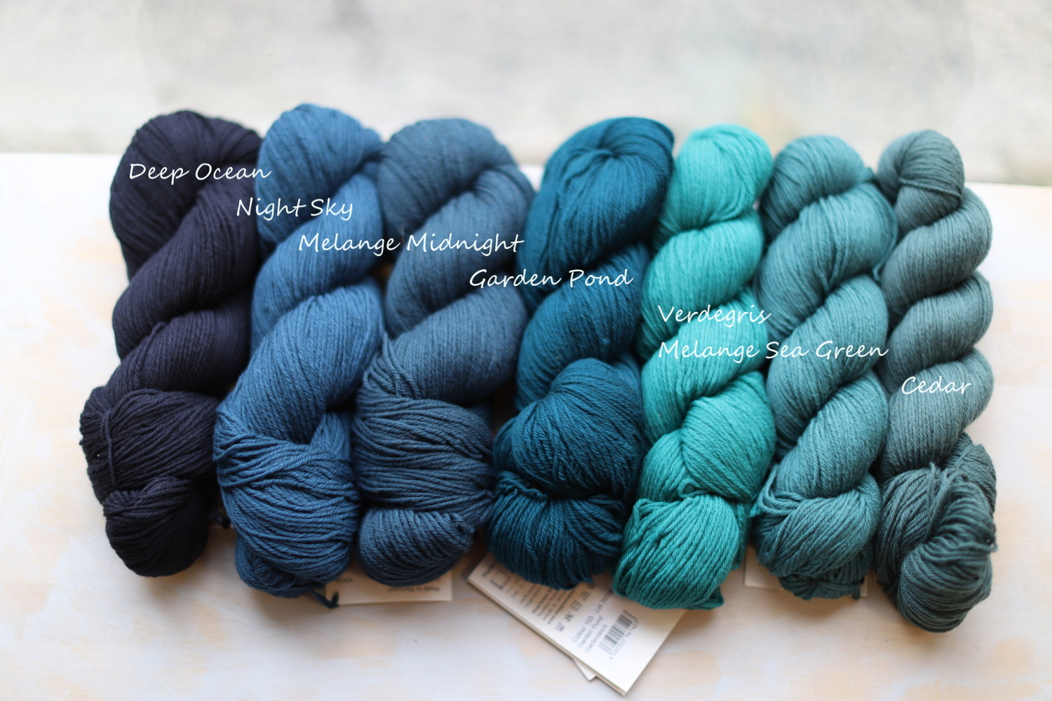 Cheeky Merino Joy - Night Sky