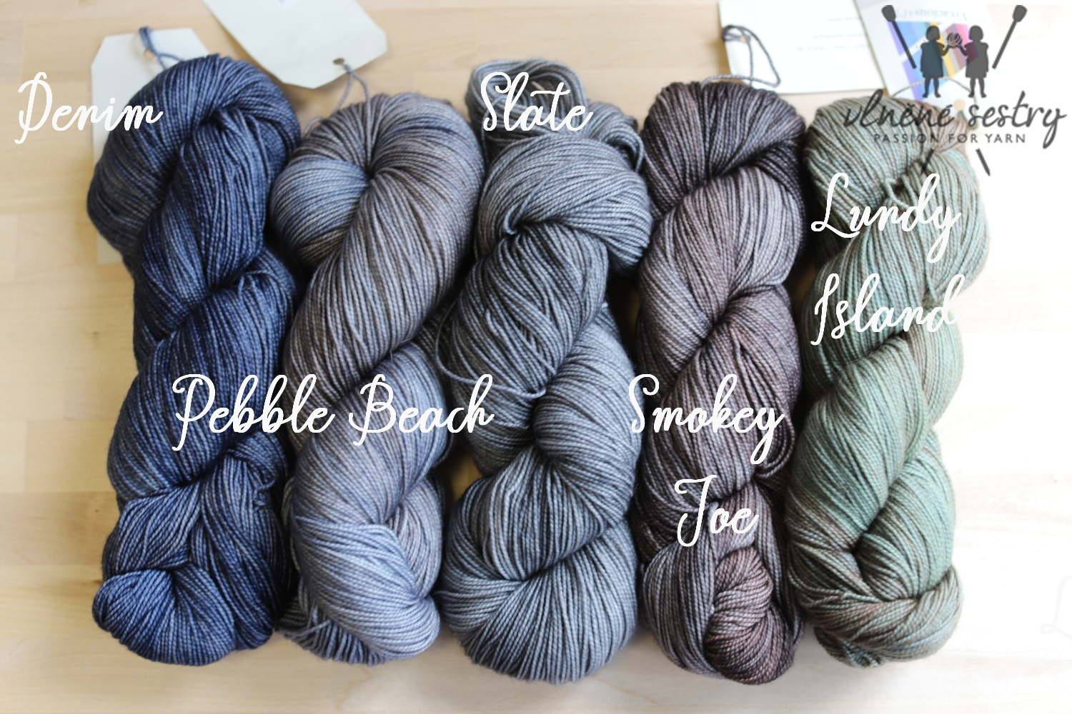 Vivacious 4 Ply - Lundy Island